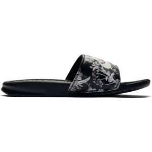 Nike Benassi Just Do It Print - Womens Casual Slides