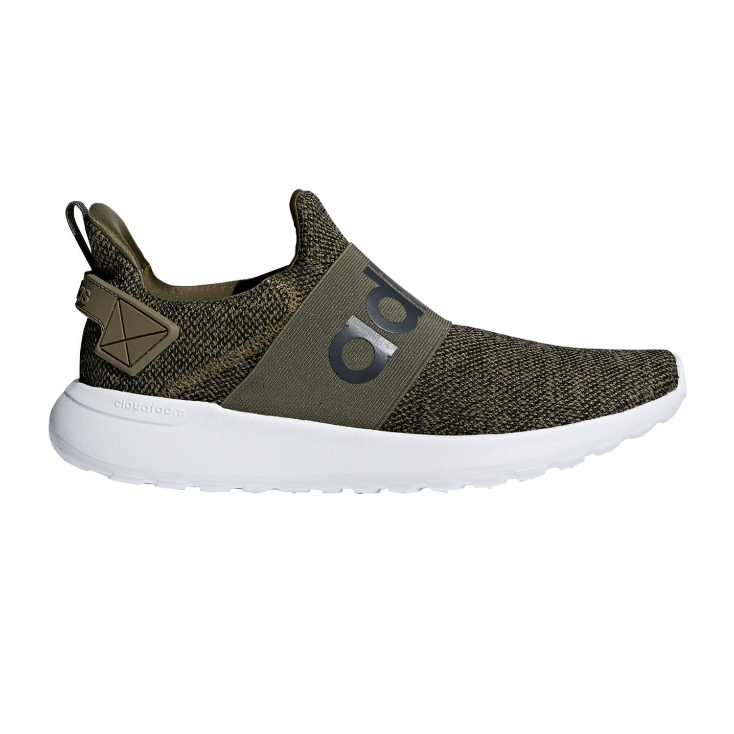 543199f758b2 Adidas Cloudfoam Lite Racer Adapt - Mens Casual Shoes - Olive Carbon ...
