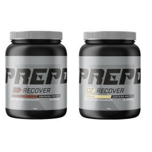 Prepd Recover Post-Workout Hydration Enhancing Powder