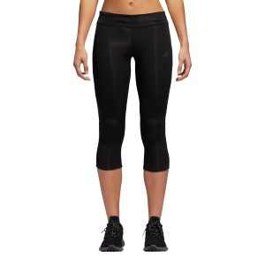Adidas Response Womens 3/4 Running Tights