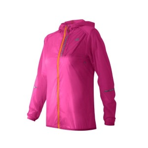 New Balance Lite Packable Womens Running Jacket