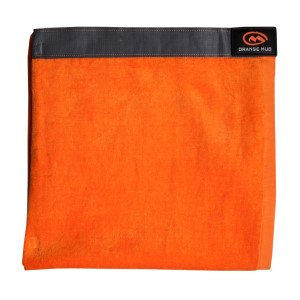Orange Mud Transition Towel and Car Seat Cover