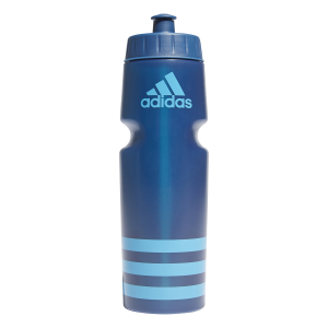 Adidas Perf BPA Free Water Bottle - 750ml - Legend Marine/Shock Cyan