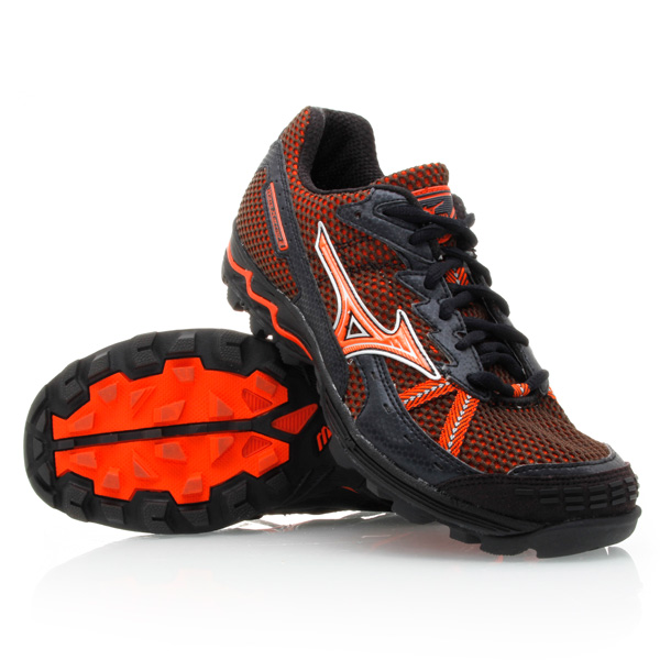 mizuno trail running
