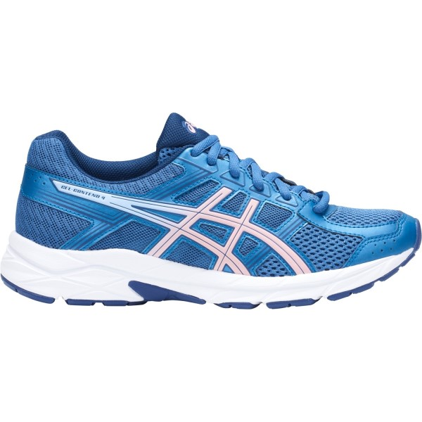 Asics Gel Contend 4 - Womens Running Shoes - Azure/Frosted Blue 23541