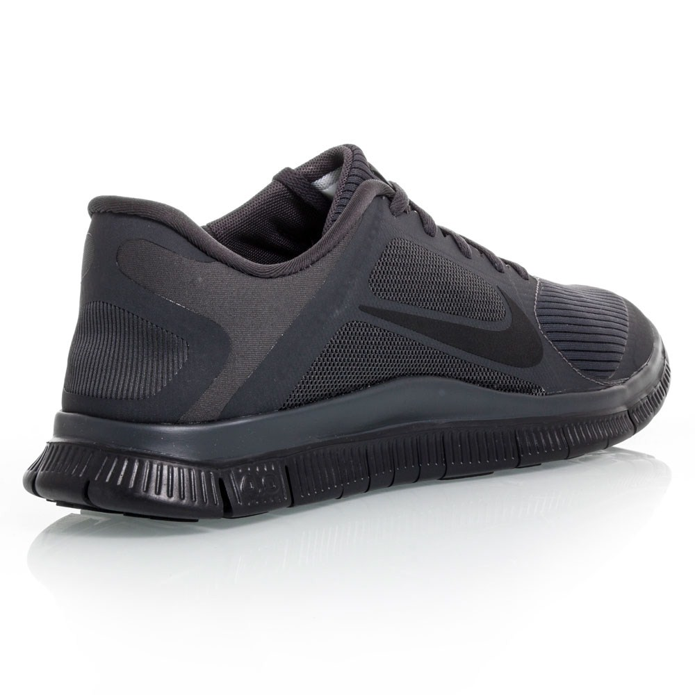 Mens Nike Free   V Running Shoes Black