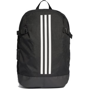 Adidas Power 4 Loadspring Medium Backpack Bag - Black/White