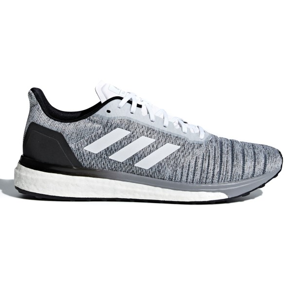 Adidas Solar Drive - Mens Running Shoes - Footwear White/Core Black