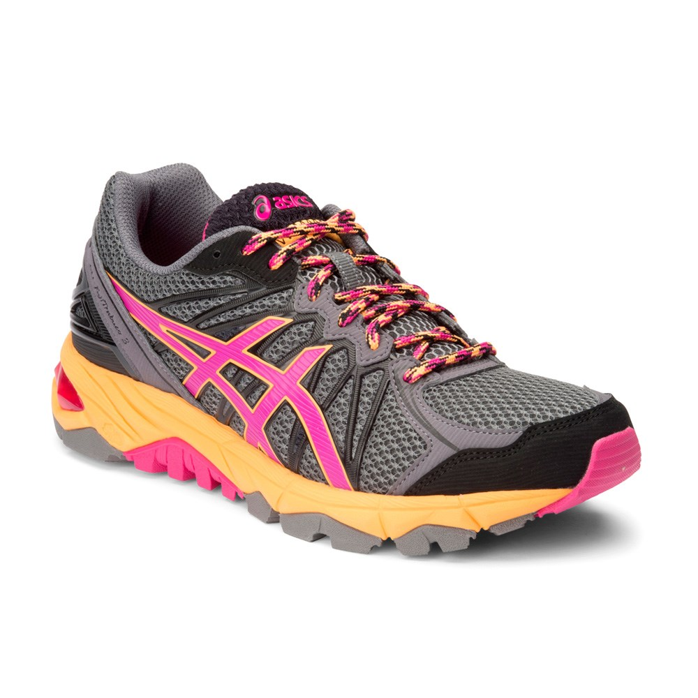 asics gel fuji trabuco 3 womens trail running shoes. Black Bedroom Furniture Sets. Home Design Ideas