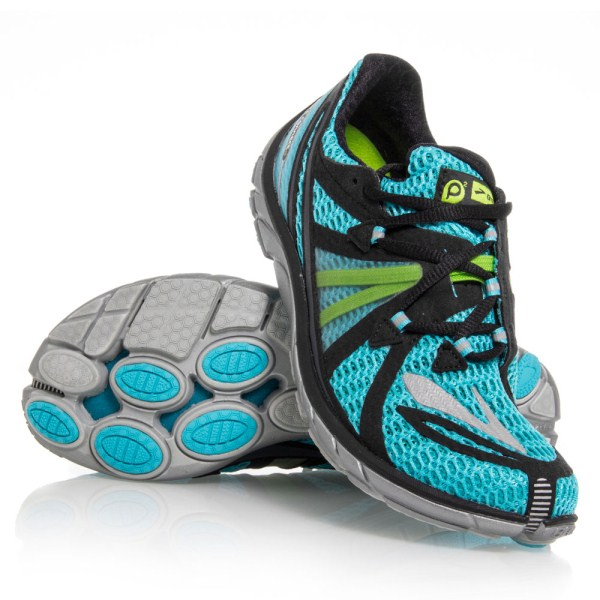 Brooks Connect Running Shoes Womens Teal