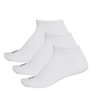 Adidas Performance No-Show Thin Unisex Training Socks - 3 Pairs