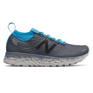 New Balance Fresh Foam Hierro v3 - Womens Trail Running Shoes - Navy/Ink Blue