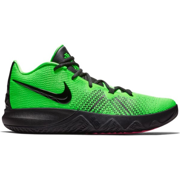 800e392085d Nike Kyrie Flytrap - Mens Basketball Shoes - Rage Green Black Hyper Pink