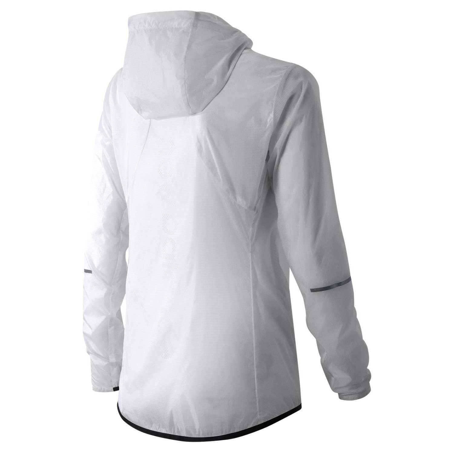 4b968fa64172cc New Online Womens Balance Jacket Lite Running White Packable 7Zq7Rr