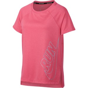Nike Dri-Fit Kids Girls Running T-Shirt