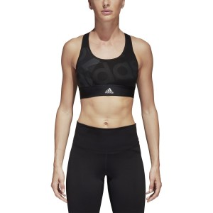 Adidas Techfit Womens Badge Of Sport Bra