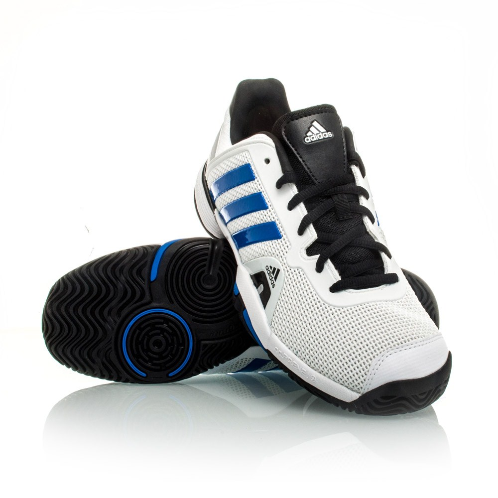 Our kids' tennis shoes are shock absorbent and equipped with padded lining to protect the ongoing comfort of your child's feet. And our Gameday gear is constructed with the .