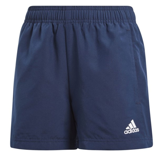 Adidas Essentials Base Chelsea Kids Boys Training Shorts - Navy