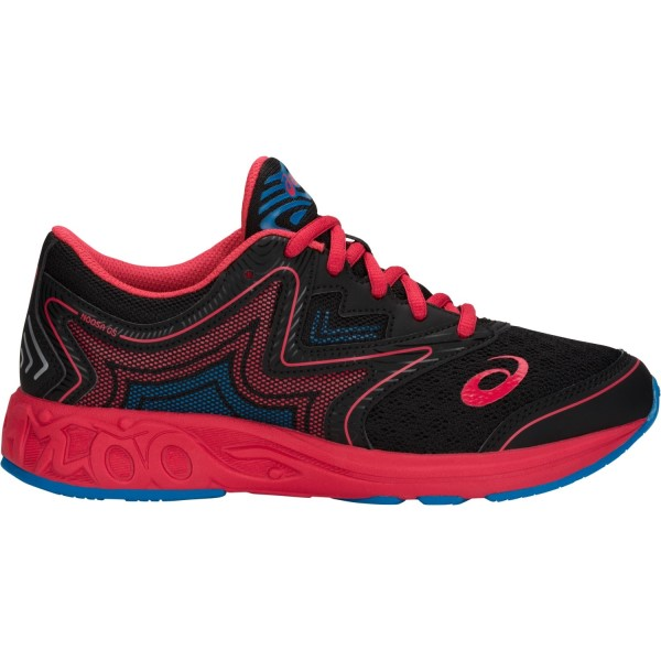 Asics Gel Noosa GS - Kids Boys Running Shoes - Black/Cayenne