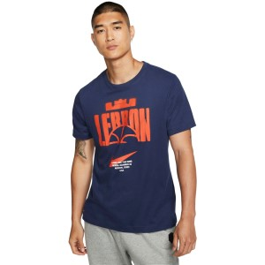 Nike Dri-Fit Lebron Mens Basketball T-Shirt