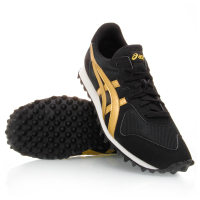 e65a8559 Asics Tiger Touch - Mens Turf Shoes - Black/Gold