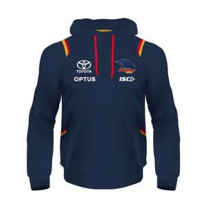 ISC Adelaide Crows Squad Mens Football Hoodie 2020