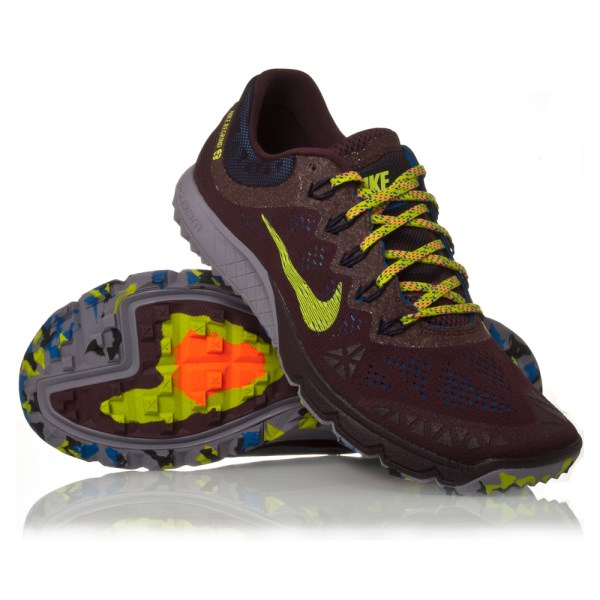 6da2c046e7c Nike Zoom Terra Kiger 2 - Mens Trail Running Shoes - Deep Burgundy ...