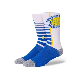 Stance Golden State Warriors NBA Crew Socks