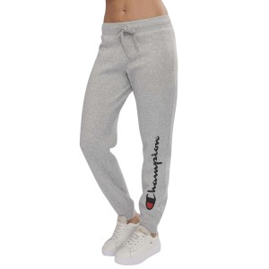 Champion Script Cuff Womens Track Pants