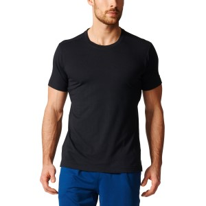 Adidas Freelift Prime Mens Short Sleeve Training T-Shirt