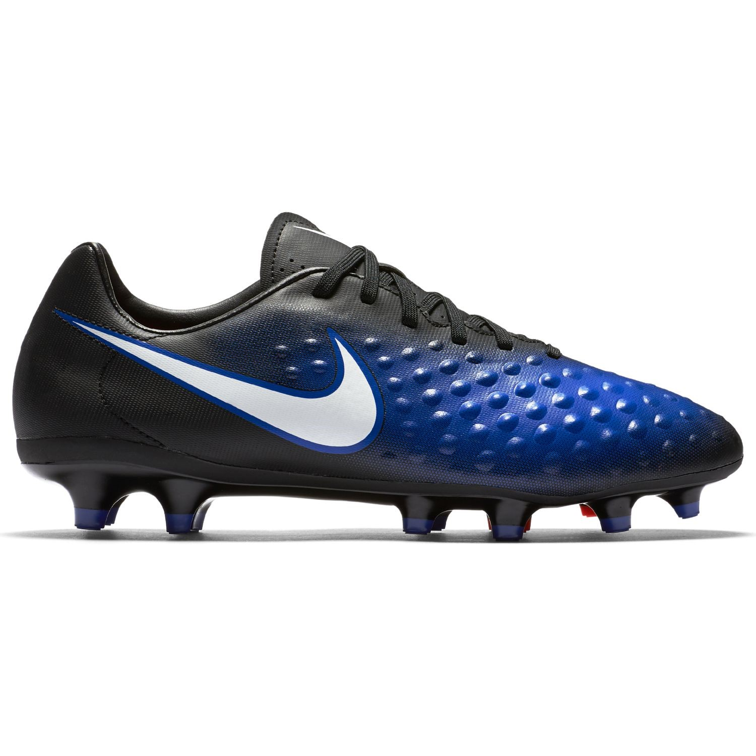 pretty nice e5272 b9903 Nike Magista Onda II FG - Mens Football Boots - BlackWhiteParamount Blue