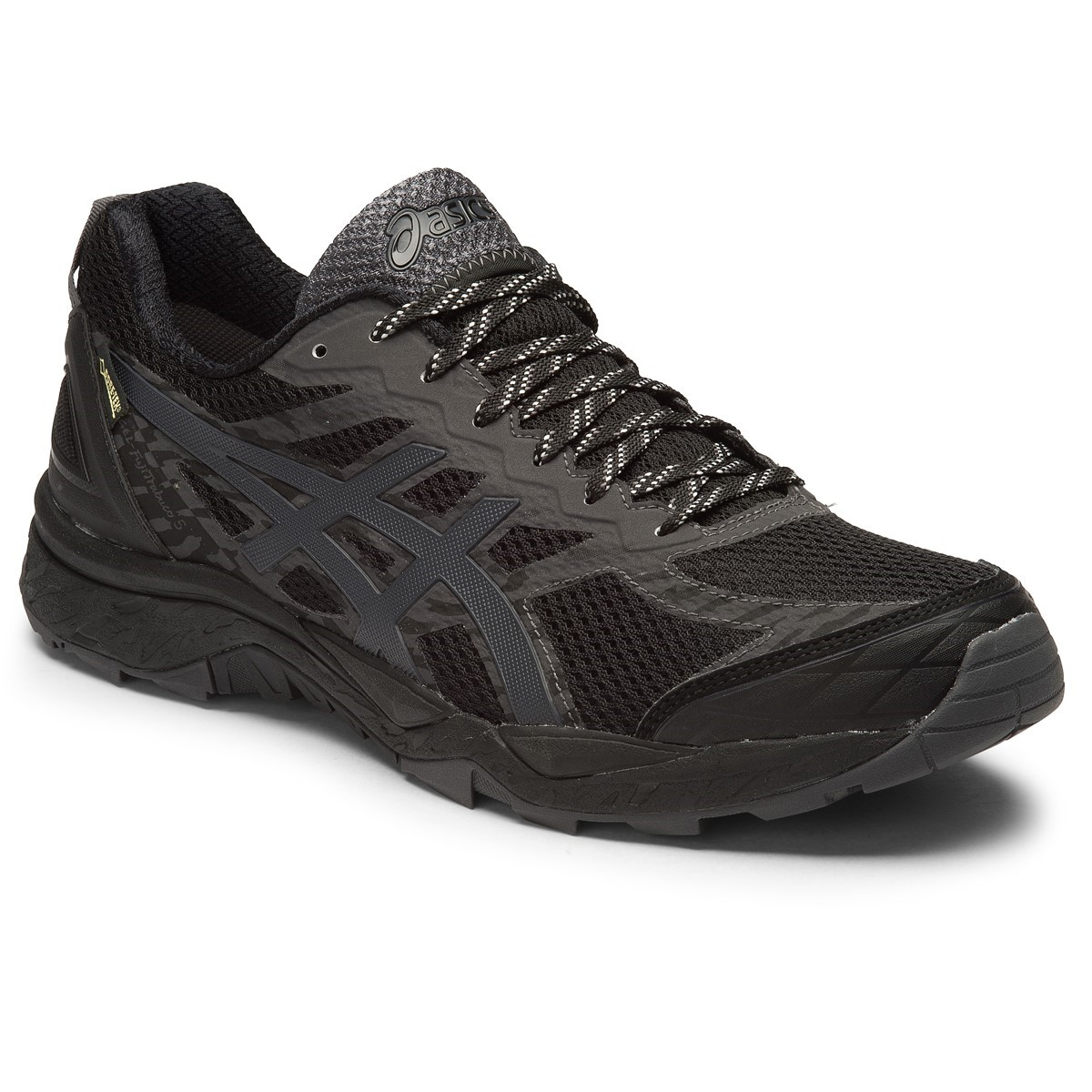 asics gel fuji trabuco 5 gtx mens trail running shoes. Black Bedroom Furniture Sets. Home Design Ideas