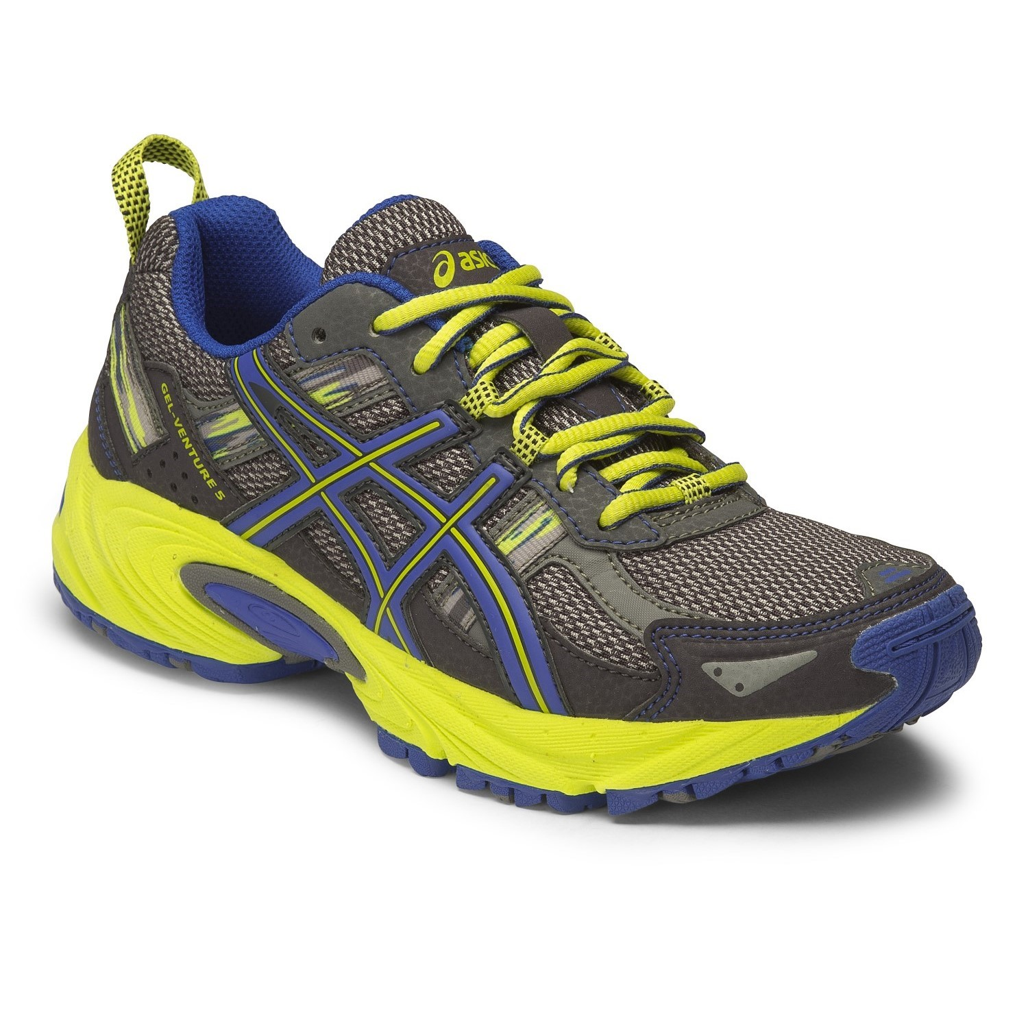 ccd2787cce Asics Gel Venture 5 GS - Kids Boys Trail Running Shoes