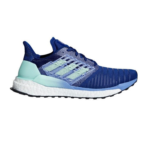 Adidas Solar Boost - Womens Running Shoes - Mystery Ink/Clear Mint/Real Lilac