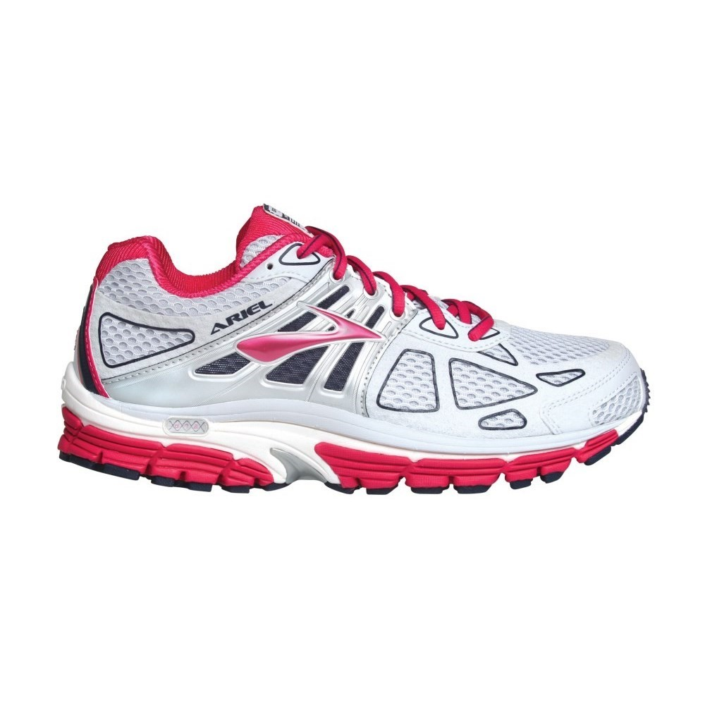 ade53be5d48 Brooks Ariel 14 - Womens Running Shoes - Pomegranate Peacot