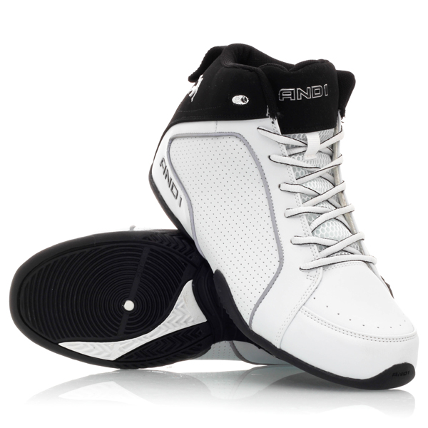 AND1 Assault Mid - Mens Basketball Shoes