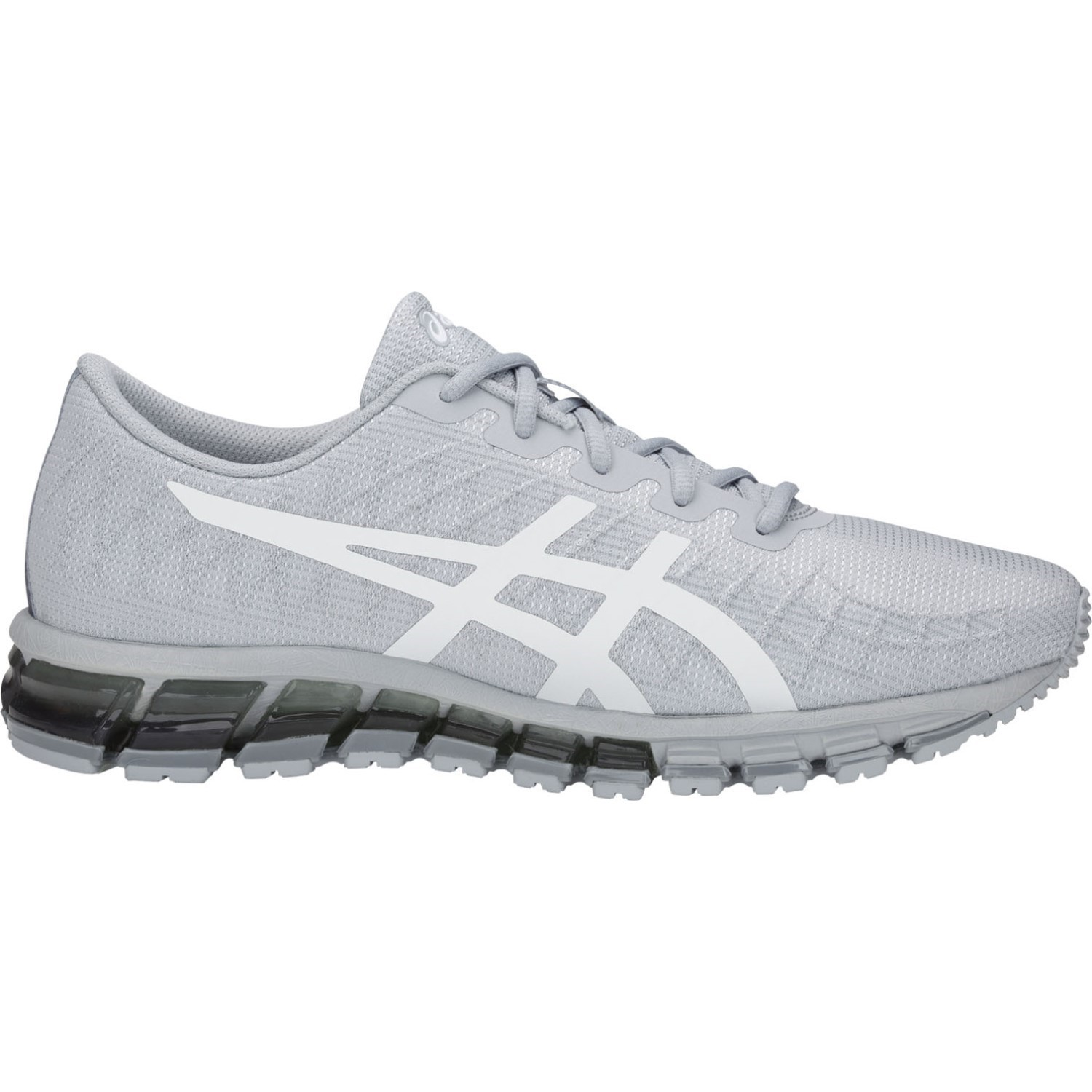 6288d40494fc Asics Gel Quantum 180 4 - Mens Training Shoes - Mid Grey White ...