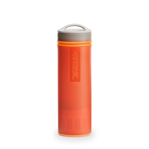 grayl ultralight water purifier bottle filter