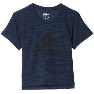 Adidas Aeroknit Kids Girls Training T-Shirt