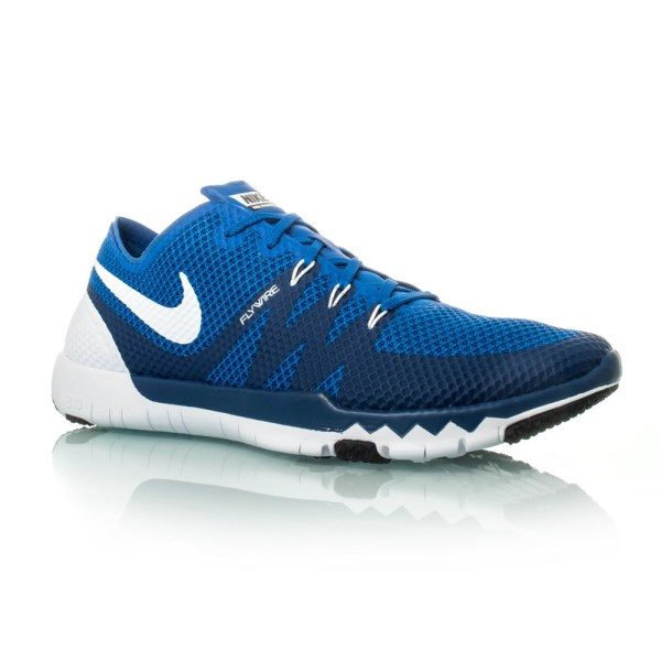 hot sale online bd130 8c6f1 Nike Free Trainer 3.0 V3 - Mens Training Shoes - Game RoyalWhiteDeep