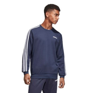Adidas Essentials 3-Stripes Mens Sweatshirt