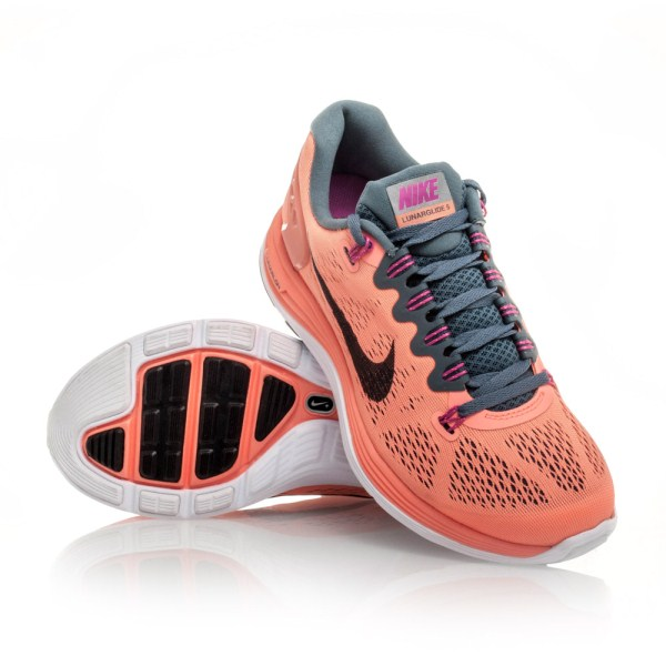 quality design 51d96 f102c Nike LunarGlide+ 5 - Womens Running Shoes