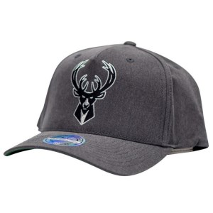 Mitchell & Ness Milwaukee Bucks Pigment Washed 110 Snapback Basketball Cap
