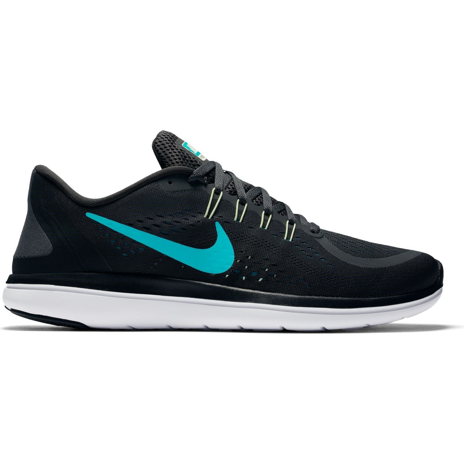 c3cce28d9ee20 Nike Flex 2017 RN - Mens Running Shoes - Anthracite Clear Jade ...