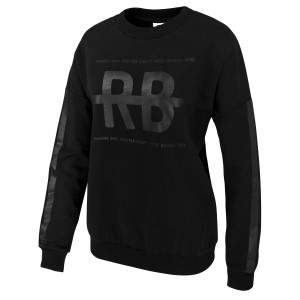 Running Bare Heritage Oversized Womens Crew Neck Sweat Shirt