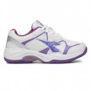 Diadora Miss Match - Kids Girls Netball Shoes