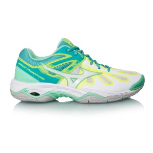 Mizuno Wave Phantom Netball - Womens Netball Shoes + Free Netball