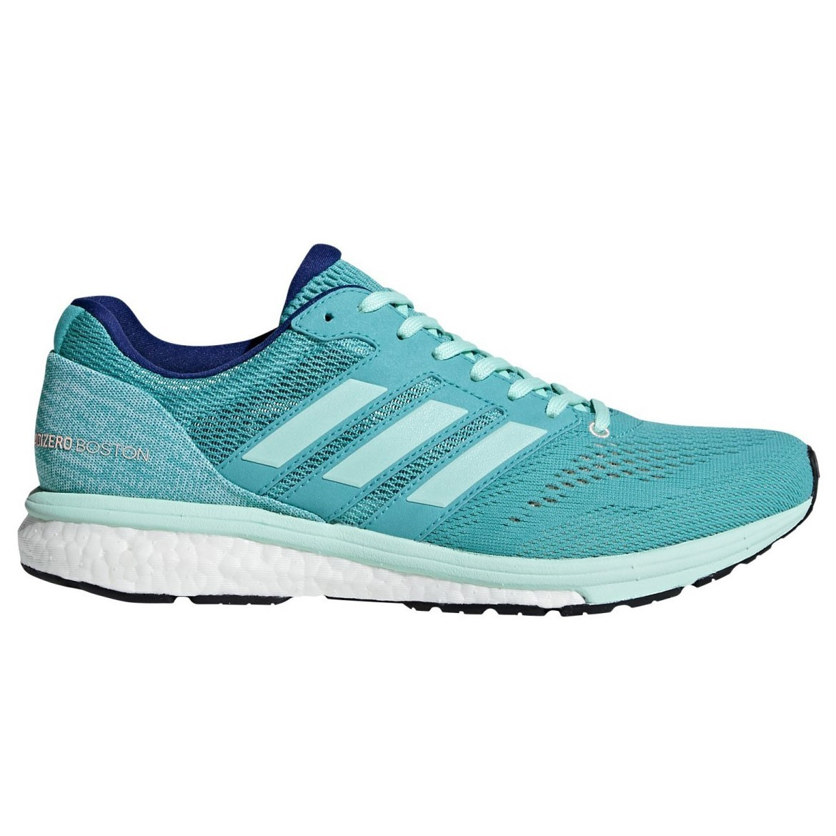 separation shoes f6184 2fb4b Adidas Adizero Boston 7 Boost - Womens Running Shoes - Hi-Res AquaClear