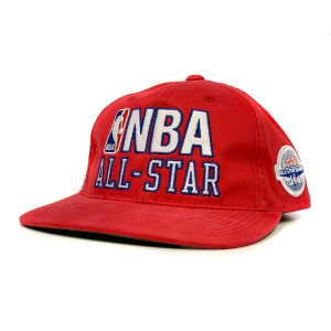 Mitchell & Ness NBA All Star Game 88 West Snapback Basketball Cap