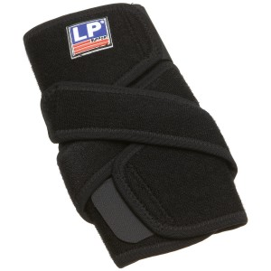 LP Extreme Ankle Support - Black